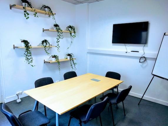 coolworking salle de réunion creativity room