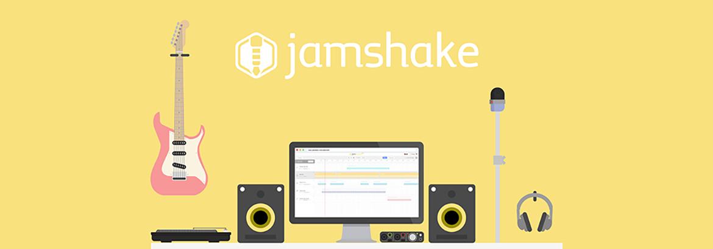 Bannière Jamshake
