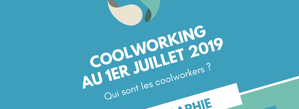 Banière inforgraphie coolworking juillet 2019