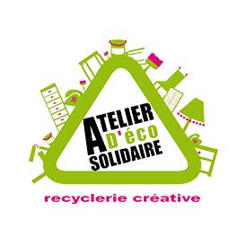 Logo atelier deco solidaire