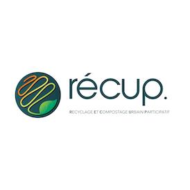 Logo Recup Bordeaux - recyclage et compostage urbain participatif